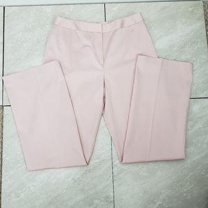 Lafayette 148 Pink Dress Pants